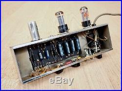 1959 Fender Princeton Tweed Vintage Tube Amp Narrow Panel Big Box 5F2 Circuit