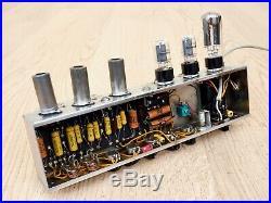 1959 Fender Tremolux Vintage Tweed Tube Amp 100% Original with Jensen P12Q & Ftsw