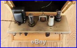 1959 Gibson Skylark GA-5 Vintage Tube Amplifier Combo, Blonde 1x8 5W