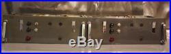 1959 Rare Eag Pair Vintage Tube Pro Amp Amplifiers Siemens Telefunken O85 V69