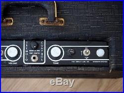 1960 Gretsch Electromatic Twin 6161 Vintage Tube Amp Valco Roundup Trem-o-Tone