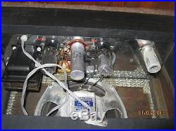1960's Vintage National Model No. 1210 Tube Amp with 8 Jensen Special Design