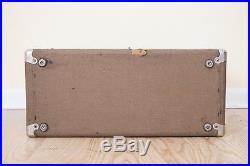 1961 Fender Super Vintage Tube Amp Pre-CBS Brownface 2x10 Jensen P10Q, 6G4-A