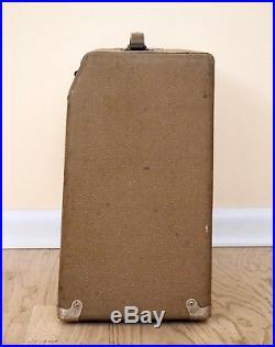1962 Fender Super Vintage Pre-CBS Brownface Tube Amp 2x10 Oxford 10K5, 6G4-A