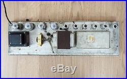 1962 Fender Twin Vintage Tube Amp Brownface Blonde Pre-CBS 2x12 Jensen