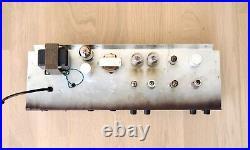1962 Magnatone Custom 262 Jupiter Vintage Tube Amp 2x12 Collector-Grade with Tag