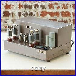 1962 Marantz 8 Power Amplifier Stereo Tube Amp Vintage 100% All Original 8B