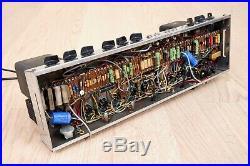 1963 Ampeg B-12-XY Fliptop Portaflex Vintage 1x12 Tube Amp with Vibrato & Reverb