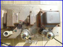 1964 Fender BandMaster Vintage Blackface Tube Guitar Amplifier Amp