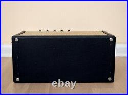 1964 Fender Princeton Non-Reverb Vintage Blackface Pre-CBS Tube Amp Near Mint