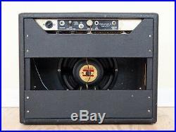 1964 Fender Princeton Vintage Pre-CBS Blackface Tube Amp Non-Reverb Near Mint