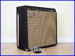 1964 Fender Super Reverb Blackface Vintage Tube Amp Pre-CBS AB763 Jensen C10R