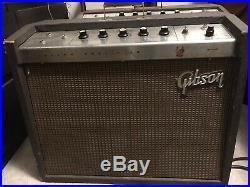 1964 Gibson Falcon GA 19 RVT Amplifier Tube Amp Vintage