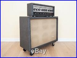 1964 Silvertone 1485 Vintage Danelectro USA-Made 6x10 Tube Amp, Collector Grade