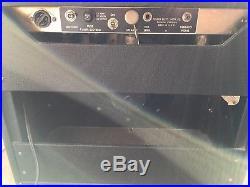 1964 Vintage Fender Blackface Princeton Tube Guitar Amp Amazing Condition