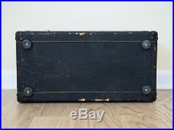 1964 Vox AC50/4 Mk II Big Box Vintage Tube Amp Head Gray Panel JMI UK, AC50