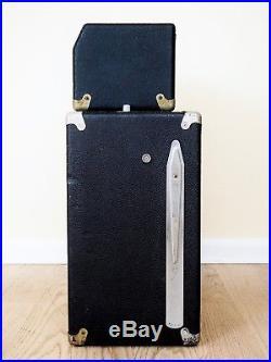 1965 Fender Bassman Blackface Piggyback Vintage Tube Amp AA165, Jensen C12N