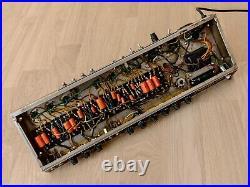 1965 Fender Deluxe Reverb Vintage Tube Amp Blackface Pre-CBS FEIC AB763 Circuit