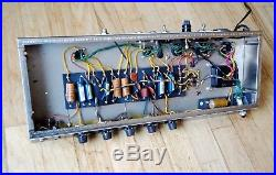 1965 Fender Princeton Blackface Non-Reverb Vintage Tube Amplifier Pre-CBS