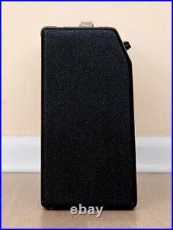 1965 Fender Vibro Champ Vintage Blackface Tube Amp Class A, FEIC