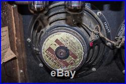 1965 Fender Vibrolux Reverb Blackface Vintage 35-watt Tube Amp VG