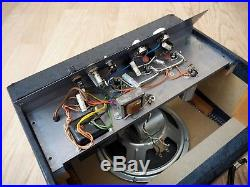 1965 Harmony H-304A Vintage Tube Guitar Amp 6V6 1x10 Class A by Lectrolab