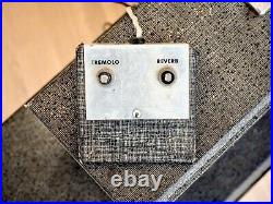 1965 Silvertone 1485 Vintage Danelectro USA-Made 6x10 Tube Amp with Jensen C10Q
