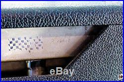 1966 Fender Bassman Vintage Tube Amplifier Blackface Head & Cab Combo