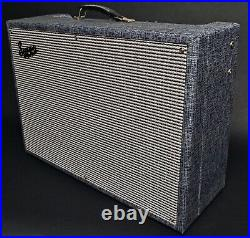1966 Supro Model 88T, Valco Made, Vintage Tube Combo Amplifier, N. O. S. Condition