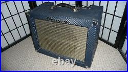 1966 Vintage Ampeg Jet J-12 D Guitar Combo Amp, great Tube amp in nice shape