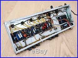 1967 Fender Bassman Vintage Blackface Piggyback Tube Amp 2x12 AB165 Circuit
