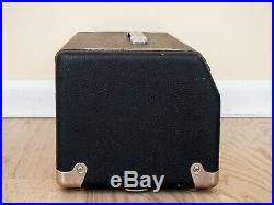 1967 Fender Bassman Vintage Blackface Tube Amplifier Head AB165, Serviced