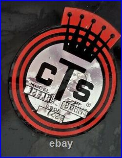 1967 Fender Twin Reverb Blackface Vintage AB763 Combo Tube Amp Guitar Amplifier