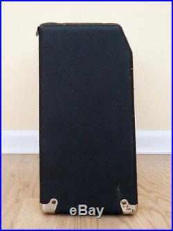 1967 Fender Vibrolux Reverb Blackface Vintage Tube Amp 2x10 Export Model