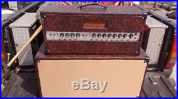 1967 Gibson GA55 RVT Ranger USA Vintage Tube Amplifier Head 2x12 Celestion Cab