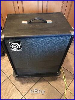 1968 Ampeg B-15N Portaflex Vintage Tube Amp All Original Amplifier-Tested