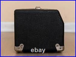 1968 Fender Bassman Vintage Tube Amp Head Silverface Drip Edge, Serviced