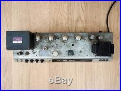 1968 Sunn 2000s Vintage Tube Amp Head & 2x15 Sunn Speaker Cabinet, Dynaco