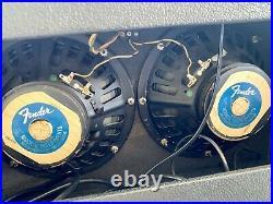 1969 Fender Vibrolux Reverb Vintage 2x10 Tube Amp