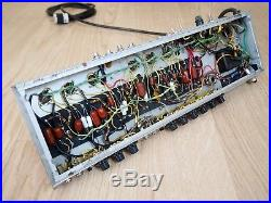 1970 Fender Vibrolux Reverb Silverface Vintage Tube Amp Oxford 10L5 with Ftsw
