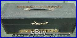 1970 Marshall JMP Valve Tube Amplifier Post Plexi Vintage & Rare Rock Classic