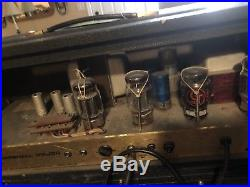 1970 Marshall Major 200 Watt Lead Vintage Tube Guitar Amp
