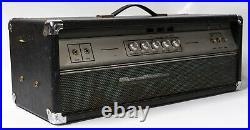 1970s Ampeg V-4B Bass Amp Amplifier Tube Head Vintage