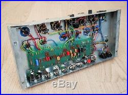 1980 Marshall-Built Park 100 Watt MV 1x12 Vintage Tube Amp Combo EL34