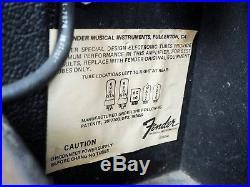 1982 Fender Super Champ Rivera Era Blackface 1x10 Vintage Tube Amp