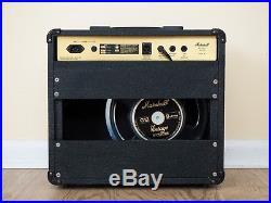 1988 Marshall Studio 15 Model 4001 Tube Amplifier 6V6, Celestion Vintage 30