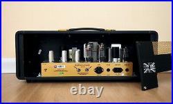 2008 Marshall JTM45 2245 Vintage Reissue Plexi 30 Watt Tube Guitar Amp Head UK