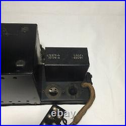20s Vintage SINGLE ENDED 71A Triode Tube Amplifier RCA Western Electric Parts
