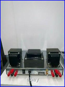 2 Sound Valves vintage stereo tube amplifier VTA 70i
