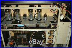 2 x Philips EL6426 Röhrenverstärker 70w PRO vintage tube amp Klangfilm